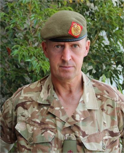 Lt Col Max Davison